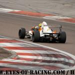 N°12 - BORGA Antonin - F.Renault 2.0 - BOSSY RACING TEAM - MONOPLACE - Série V de V FFSA DIJON 2012
