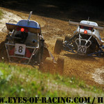 N° 8 - BOREL Thierry & N°20 - BARDON Stéphane  - Trophée du Sud- Est de Kart Cross - CHAMPIER 2012