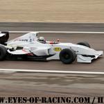 N°2 – PETER – KENNOL RACING – Formula Master A – Monoplace - Série V de V FFSA DIJON 2012