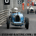 N°44 - ELICABE Manuel - Bugatti 37 - 1926 - Bureau de Tabac - Série A