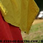 Ambiance - Drapeaux - Commissaires de Piste - Kart Cross - Trophée du Sud- Est de Kart Cross - CHAMPIER 2012