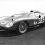 Vainqueur des Mille Miglia 1957